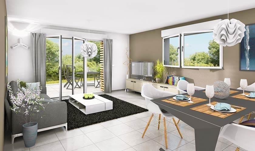 annonce vente appartement grenoble 38100 62 m 229. Black Bedroom Furniture Sets. Home Design Ideas