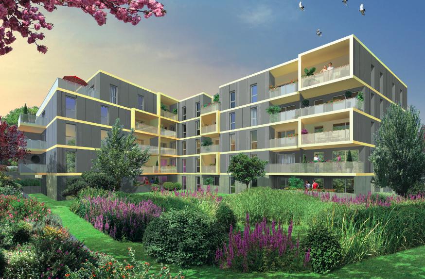 Annonce vente appartement montpellier 34000 42 m 159 for Vente de neuf